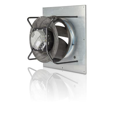 Indoor Evaporator EC Plug Fan (K3G500-RI86-05) 500mm 3 Phase | ActronAir